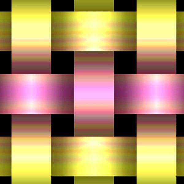 Créa cadre multicolore 2