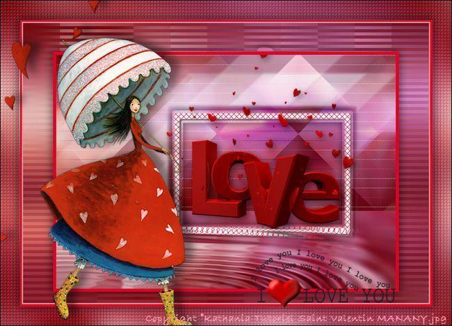 Saint valentin tutoriel de manany - Les plus belles images de saint valentin ...